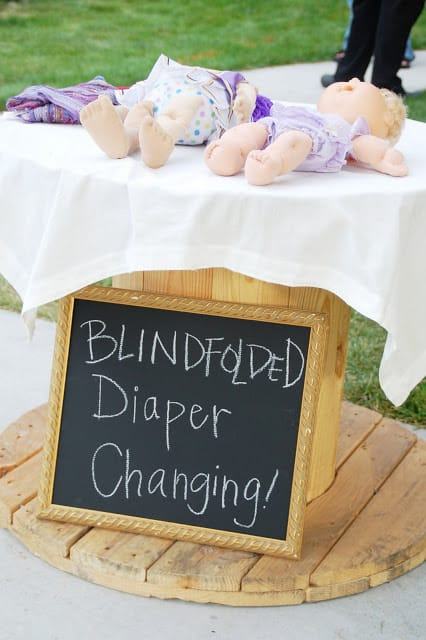 Captivating Baby Shower Games