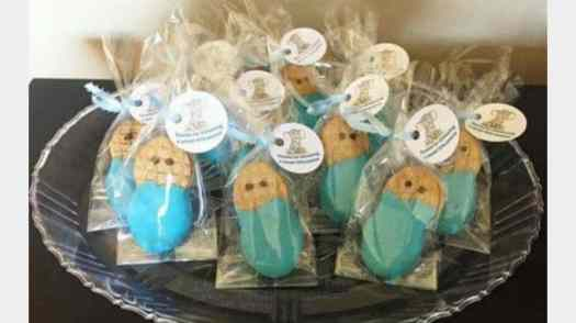 Baby Shower Decor Homemade ~ 30 diy baby shower favors guests will actually want