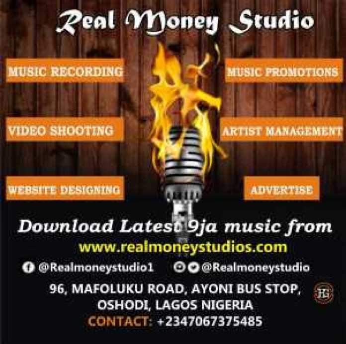 , MUSIC RECORDING STUDIO,VIDEO SHOOTING IN LAGOS, REAL MONEY STUDIO