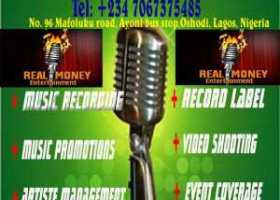 FINE BEAT PROD By REAL MONEY 07067375485 mp3 image