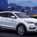 Hyundai Santa Fe homepage globe motors