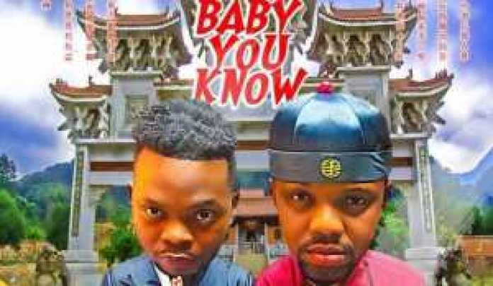 """, Music video """"baby you know"""" by Peracash ft Olamide, REAL MONEY STUDIO"""