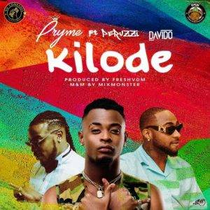", download music ""kilode"" by PRYME feat PERUZZI and DAVIDO, REAL MONEY STUDIO"