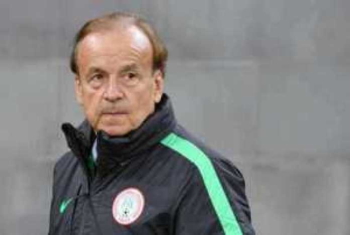 (Sport) Rohr Invites Ezenwa, Udoh, Adeleye Two Other Home Based Stars For Liberia Friendly