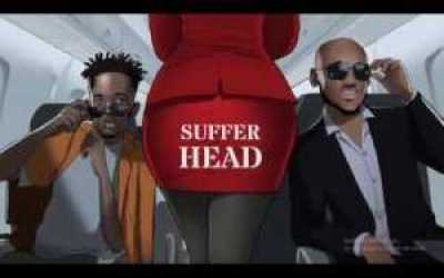 , DOWNLOAD INSTRUMENTAL – Suffer head – Mr Eazi ft. Tuface (2baba), REAL MONEY STUDIO