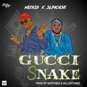 , Download Instrumental – Gucci snake by Wizkid ft. Slimcase – Prod. Hitsound, REAL MONEY STUDIO