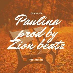 Instrumental – Paulina – Prod – By – Zion Beatz (Burna Boy Type Beat), REAL MONEY ENTERTAINMENT