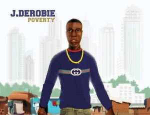 , Instrumental – J Derobie – Proverty ft. Mr Eazi (prod. by Ramso), REAL MONEY STUDIO