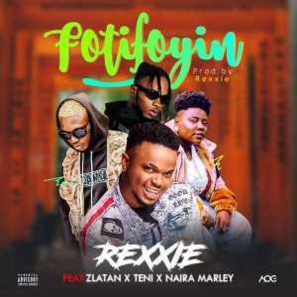 , Instrumental – Rexxie Ft. Zlatan x Teni x Naira Marley – Foti Foyin, REAL MONEY STUDIO