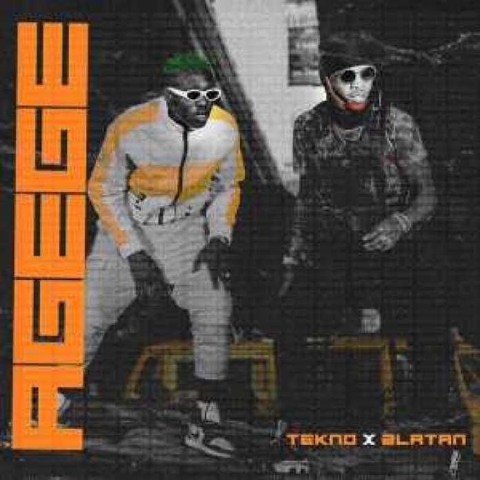 , INSTRUMENTAL – Agege by Tekno x Zlatan (Prod. HitSound), REAL MONEY STUDIO