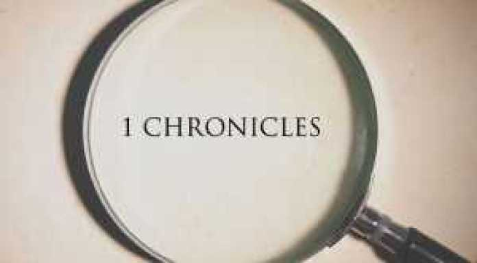 HOLY BIBLE – 1 CHRONICLES 18 : 1 – 17