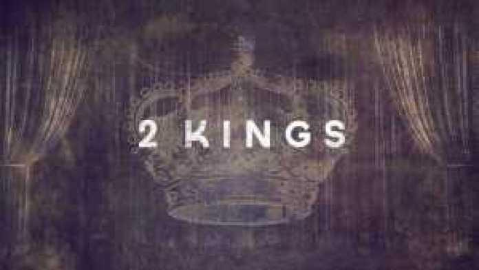 , HOLY BIBLE – 2 KINGS 20 : 1 – 21, REAL MONEY STUDIO