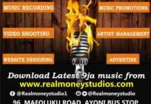 "Download music ""criteria"" by Olamide – real money studio"