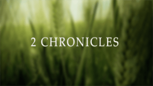 , Holy Bible – 2 CHRONICLES 36 : 1 – 23, REAL MONEY STUDIO