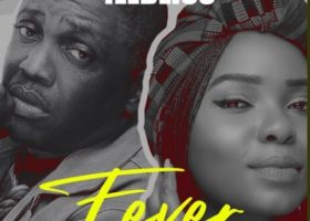 iLLbliss ft Yemi Alade Fever artwork