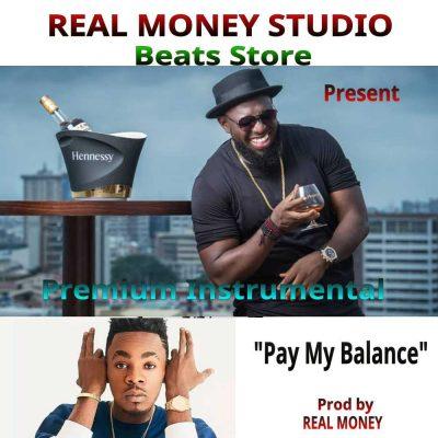 pay my balance