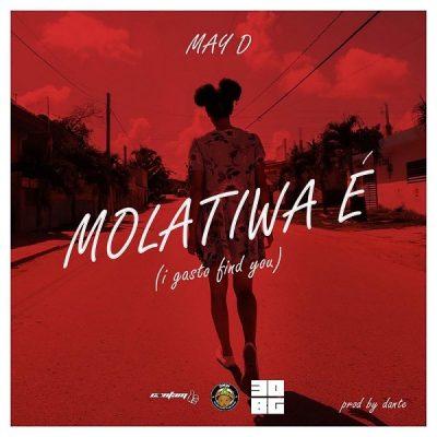May D Molatiwa E artwork