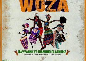 Rayvanny Woza artwork