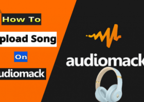 How to upload on Audiomack
