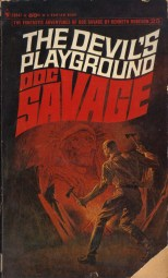 Robeson_DocSavage_TheDevilsPlayground