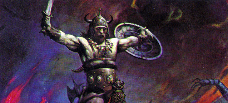 Conan the Cimmerian
