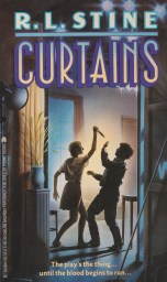 R L Stine - Curtains
