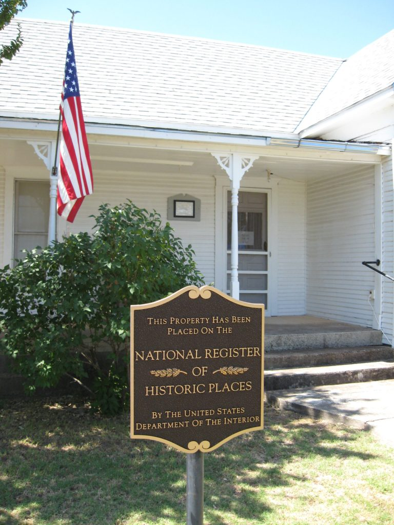 The Robert E. Howard House is listed on the National Register of Historic Places.
