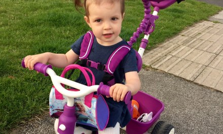 REVIEW – Little Tikes – 4 in 1 Sports Edition Trike