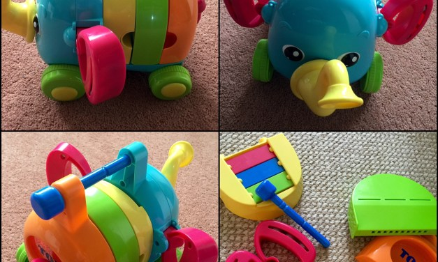 REVIEW – Tomy Jumbo's Jamboree