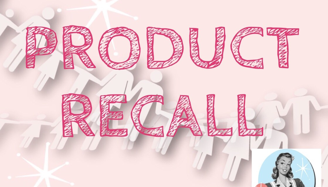 RECALL – Asda Disney Costume