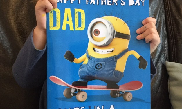 REVIEW – Personalise.com Father's Day Cards