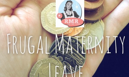 Frugal Maternity Leave