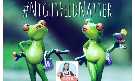 #NightFeedNatter – A Thank You