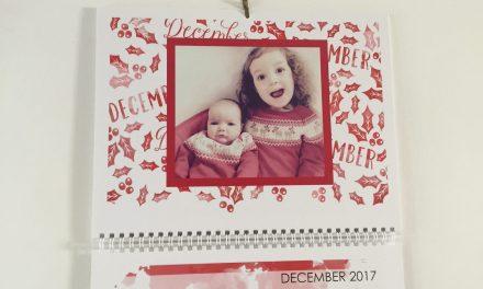Snapfish Stocking Stuffers – Personalised Photo Calendars