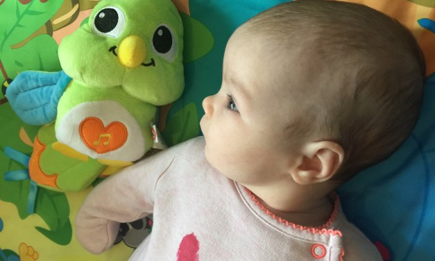 REVIEW – Little Tikes Lullaby Lovebird