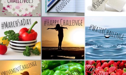 2017 – The Year of Monthly Challenges