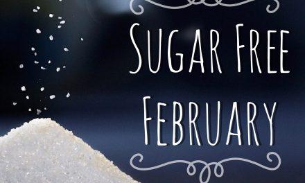 Introducing Sugar Free February