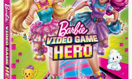 GIVEAWAY – Barbie Video Game Hero Bundle!