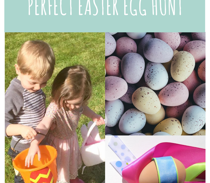 10 Tips for the Perfect Easter Egg Hunt