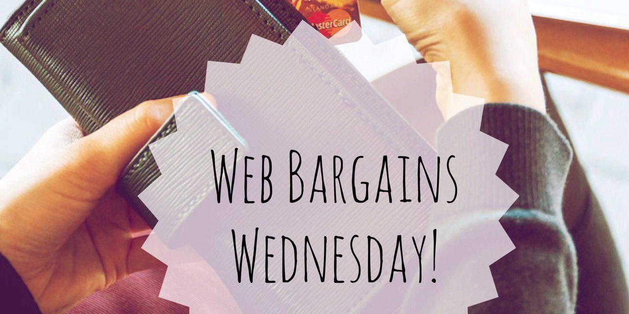 Web Bargain Wednesday – 05/04