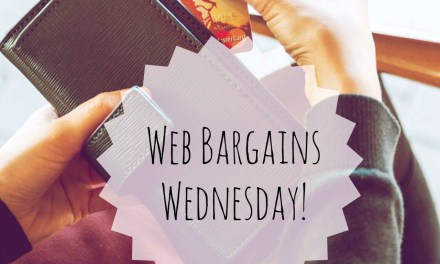Web Bargains Wednesdays – w/c 26th March