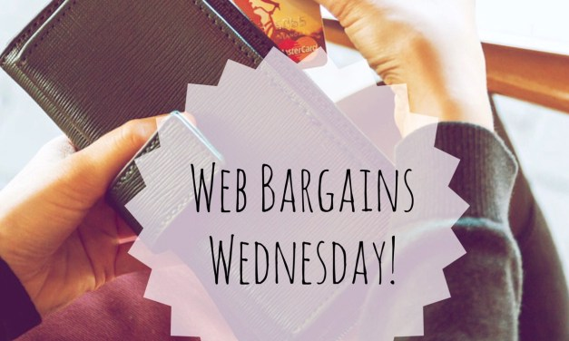 Web Bargain Wednesday – 05/04