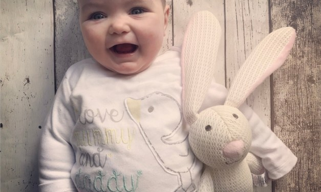 REVIEW – The Gro Company – Boppy the Bunny