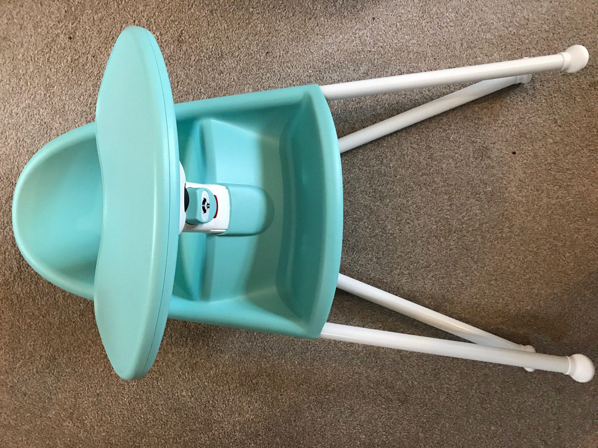 Baby Bjorn High Chair Folded