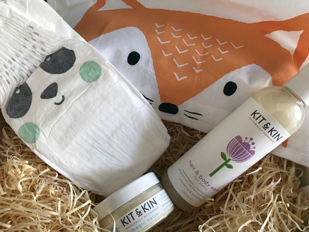 Kit & Kin Nappies and Skincare