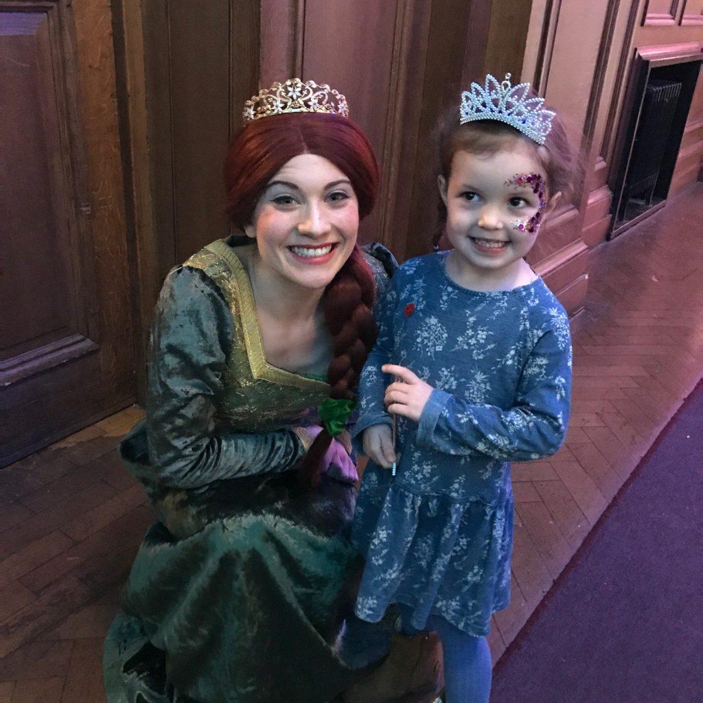 Meeting Princess Fiona