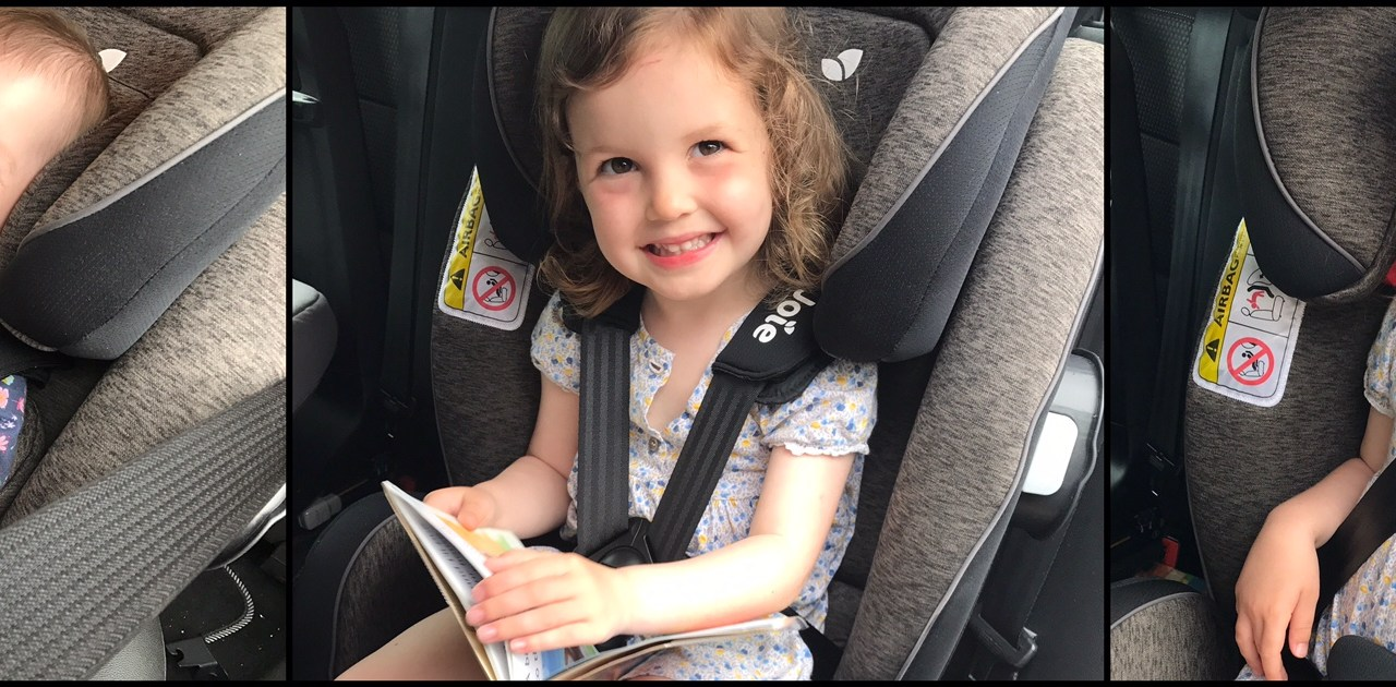REVIEW - Joie Every Stage fx Car Seat - Real Mum Reviews