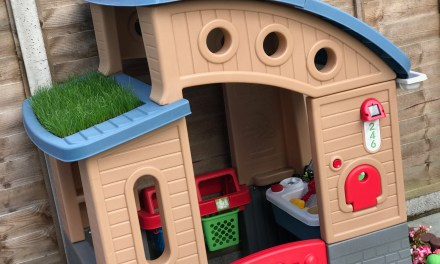 REVIEW – Little Tikes Go Green Playhouse