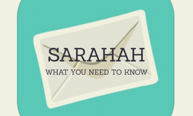 What is Sarahah – what you NEED to know