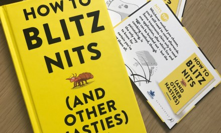 REVIEW – Blitz those Nits (and other nasties)